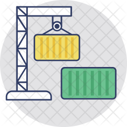 Consignment Colored Outline Icon