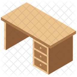 Console Table Icon