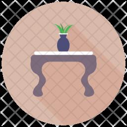 Console Table Icon