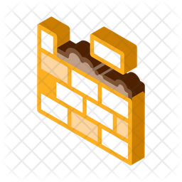 Construct Wall Icon