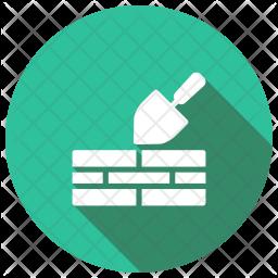 Construction Glyph Icon