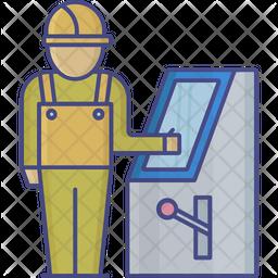 Construction Controller Icon