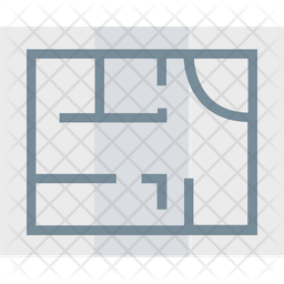 Construction Map Icon