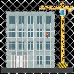 Construction Site Icon
