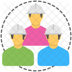 Construction Team Icon