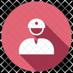 Constructor Glyph Icon