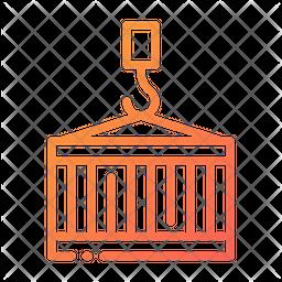 Container Gradient Icon