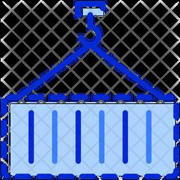 Container Dualtone Icon
