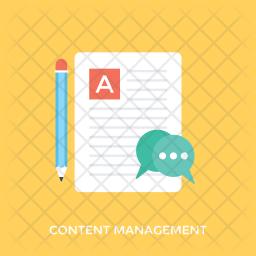 Content Management Icon