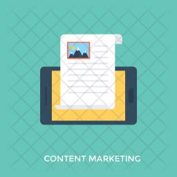 Content Marketing Icon