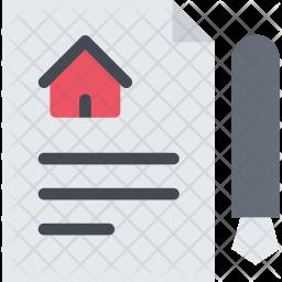 Contract, Builder, Building, Construction, Repair Icon