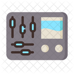 Controler Icon Of Flat Style Available In Svg Png Eps Ai Icon Fonts