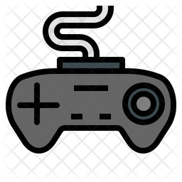 Controller Colored Outline Icon