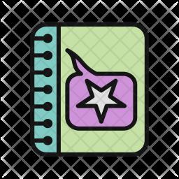 Conversion, Form, Rupee, Book Icon