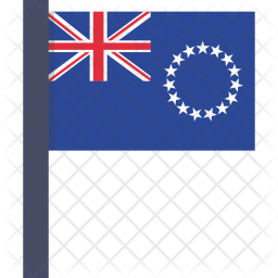 Cook Flag Icon