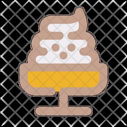 Cookie dough Icon