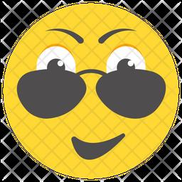 Cool Emoji Icon