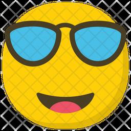 Cool Emoji Emoji Icon