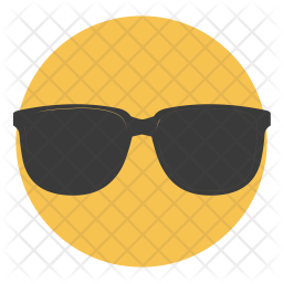 Cool guy Icon