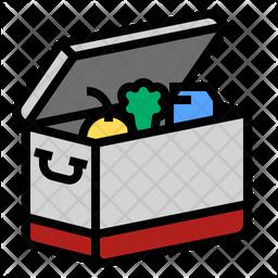 Cooler Box Icon