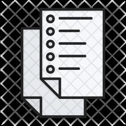 Copy document Icon