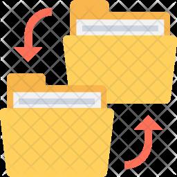Copy Folder Icon png