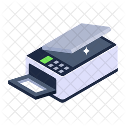 Copying Machine Icon