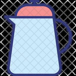 Cordless kettle Icon