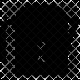 Cordless Kettle Glyph Icon