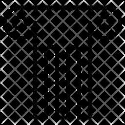 Corinthian Pillar Icon