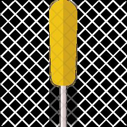 Corn Dog Icon
