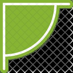 Corner- Icon