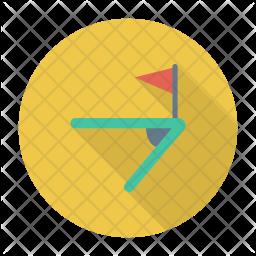 Corner Kick Icon