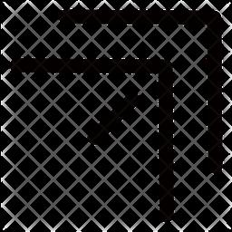Corner Right Arrow Icon