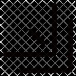 Corner Right Down Arrow Icon