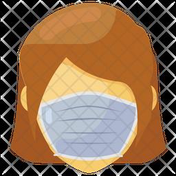 Corona Patient Icon