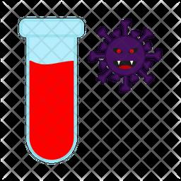 Coronavirus Test Icon