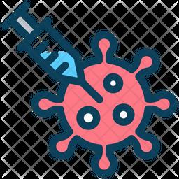 Coronavirus Vaccine Icon