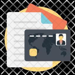 Corporate Identity Logo Icon