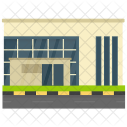 Corporate Office Icon