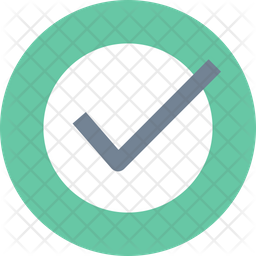 Correct Icon of Flat style - Available in SVG, PNG, EPS, AI & Icon ...