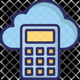 Cost calculation Icon