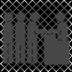 Counter Service Icon