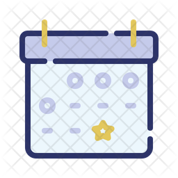 Counting deadline Icon