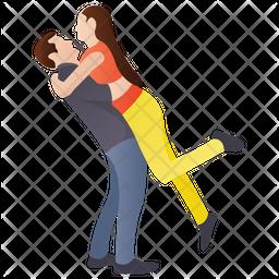 Couple Romance Icon