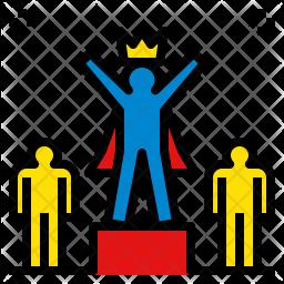 Courageous Icon