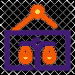 Court tag Icon