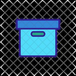 Cover Box Icon