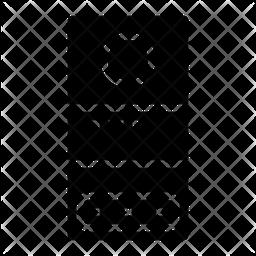 Cpu Glyph Icon