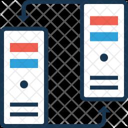 Cpu Synchronization Icon